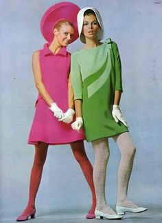 60s Fashion for Women | Get the Look! 1960s Men's & Women's Fashion - Vintage By Hemingway ...