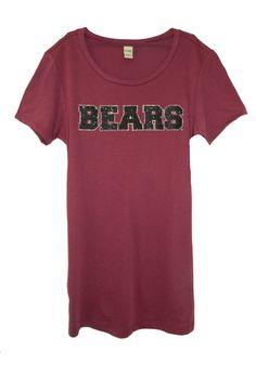 Missouri State Bears Women's Glitter Shirt http://www.rallyhouse.com/shop/missouri-state-bears-16651004 $36.99