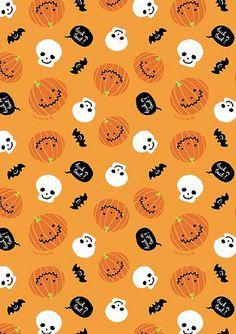 Free Halloween craft paper - free download.
