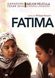 DVD CINE 2435 - Fatima (2015) Francia. Dir.: Philippe Faucon. Drama. Familia. Migración. Sinopse: Fatima é unha musulmá inmigrante de orixe árabe que é nai de dúas fillas: Souad, unha adolescente rebelde de 15 anos, e Nesrine, unha moza de 18 anos que está a empezar a Universidade e quere ser médico.