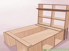Image titled Build a Wooden Bed Frame Step 28