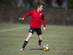 Gallery: WNT Training in High Gear as January Camp Rolls On - U.S. Soccer