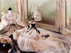 Mori no Wedding/森のウエディング:後藤由香子 作号 由(ゆう)yukako goto (master of traditional crafts)