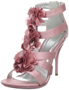 Pink Blush Liliana Womens Strap Sandal