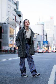 ストリートスナップ原宿 - shihoさん - used, 古着