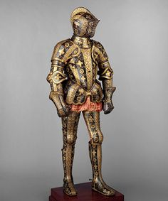 Armor Garniture of George Clifford (1558–1605)