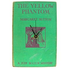 The Yellow Phantom, $48, now featured on Fab.