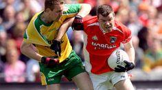 Armagh, Childhood Memories, Badge, Football, Goals, Sports, Ireland, Mesh, Soccer