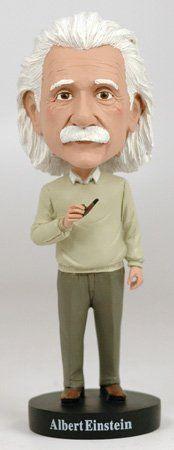 Albert Einstein Bobblehead by Royal Bobbles, http://www.amazon.com/dp/B004XF19K8/ref=cm_sw_r_pi_dp_0Z5-pb0ECHJ6Y
