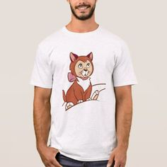 Alice in Wonderland's Dinah Disney T-Shirt - click to get yours right now!