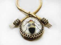 Paige Roberts Designs- The Crown Jewel necklace