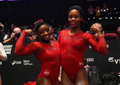 Gymnastics History, Gymnastics Hair, Gymnastics World, Artistic Gymnastics, Olympic Gymnastics, Elite Gymnastics, American Gymnastics, Gymnastics Pics, Olympic Champion