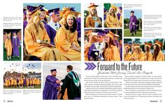 Boiling Springs High School, Boiling Springs, Pennsylvania/Student Life/Commencement spread