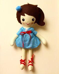 My new doll