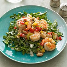 ... on Pinterest | Green goddess recipe, White beans and Arugula salad