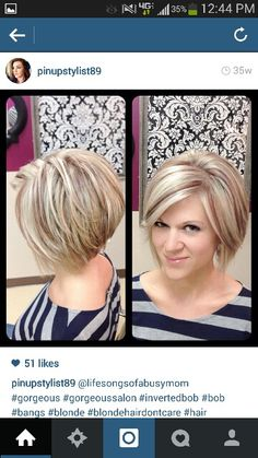 Love the cut and the color wish I was bold enough to try it