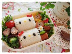 hello kitty roll rice banto