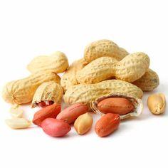 Mani con cascara tostado tienda oeste. Científicos descubrieron que esta oleaginosa es buena para la salud por sus propiedades antioxidantes.