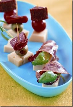 Easy Appetizers for a Busy Holiday Season