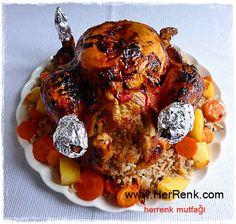 İç Pilavlı Tavuk Dolması-yılbaşı,noel,fırında tavuk,tavuk dolması resimli,tavuk dolması nasıl yapılır,tavuk yemekleri,tavuk dolması tarifi,davet yemekleri,iftar için tavuk yemekleri,yılbaşı için,tavuk dolması,fırında tavuk,ana yemek,akşam yemeği,fırında bütün tavuk,yılbaşı için tavuk tarifi,