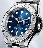 New and Blue: Rolex Revamps the Yacht-Master