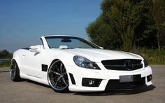 Mercedes SL65 AMG Black Series Cabrio