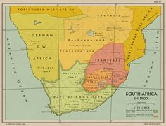 An alternate South Africa and the Orange Republic by HistoryDraft on DeviantArt Africa Map, West Africa, South Africa, Cover Design, Imaginary Maps, Alternate History, Poster, African, Deviantart