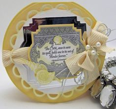 card using Sea Shell Bay Labels Twenty Two designed by Barb Schram