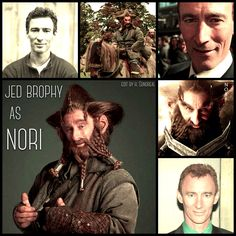 Jed Brophy as Nori