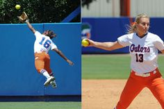 Florida Softballs Michelle Moultrie and Hannah Rogers Earn NFCA All-America Nods
