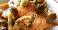 ※塩鮭でなく生鮭を使って下さい。皮もパリッと焼ける裏技工程/皮が剝がれてしまわない裏技コツポイントに追加記載しました。