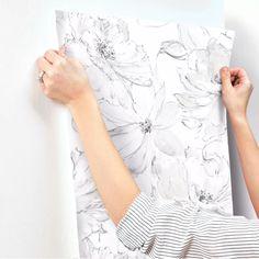 "York Wallcoverings Dreams 33' L x 20.5"" W Wallpaper Roll & Reviews | Wayfair How To Hang Wallpaper, Wallpaper Roll, Red And Blue, Blue Green, Wallpaper Manufacturers, Stripped Wallpaper, Drops Patterns, Pattern Matching, Wallpaper Samples"