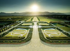 I Giardini de La Venaria Reale