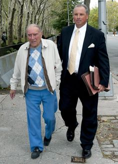 """Nicholas """"Nicky"""" Rizzo (Born 1927) is a soldier in the Colombo Crime Family. According to mob expert Jerry Capeci, Rizzo is a feared and respected mobster in the Colombo Crime Family, who became a millionaire from legit and not so legit sources and enjoyed a lengthy career in the mob while staying out of the limelight. In addition to his thriving loanshark business, Rizzo has been a pretty successful venture capitalist over the years. He has owned a gas station, used car lot, a pizza parlor… Italian Mobsters, Colombo Crime Family, Used Car Lots, Scum Of The Earth, Mafia Gangster, Eric Holder, Law And Justice, Six Month, Al Capone"""