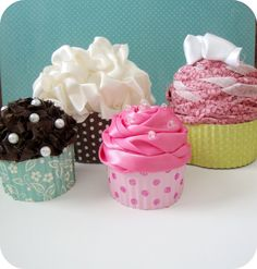 Just Between Friends: Cupcake Gift Boxes