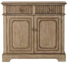 "Manor Cabinet - 37""H x 40""W x 12""D - $379 (also come in white!)"