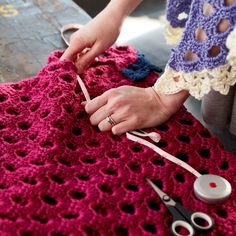 Caron Crochet It Shawl For You