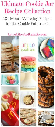 Ultimate Cookie Jar Recipe Collection
