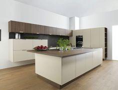 küche in magnolie #eckküche www.dyk360-kuechen.de | küchen in, Kuchen dekoo