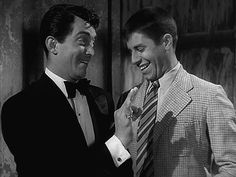 Martin and Lewis at The End of The Stooge (1951)