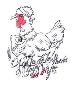 La de los huevos...