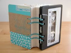 Very clever notebook/sketchbook idea. Perhaps quite feminine in this style but could be adjusted to suit both genders?