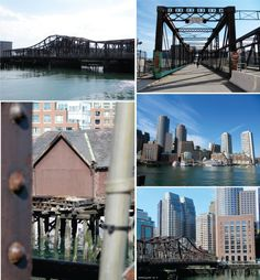 Boston, USA: Boston Harbor | Redesigned By M