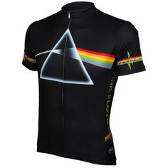 Pink Floyd Dark Side of The Moon Cycling Jersey by Primal Wear 7aed44c46