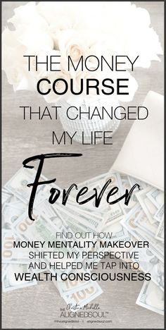 The Course that helped me transform my Money Mindset and will help you too // In this article I talk about how I transformed my money mindset and helped to manifest myself out of my corporate job into a successful business // The Aligned Soul // Manifestation Law Of Attraction, Law Of Attraction Tips, Journal Challenge, Journal Prompts, Hi Gorgeous, Manifesting Money, How To Manifest, Self Improvement, Personal Development