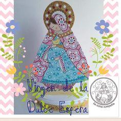 Virgen de la Dulce espera.