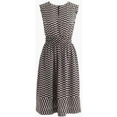 J.Crew Cap-Sleeve Dress ($250) ❤ liked on Polyvore featuring dresses, cap sleeve dress, sleeveless silk dress, sleeveless dress, j crew dresses and no sleeve dress