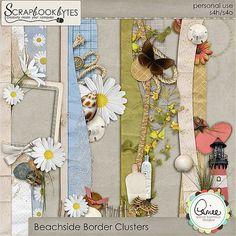 Beachside Borders :: Embellishments :: SCRAPBOOK-BYTES