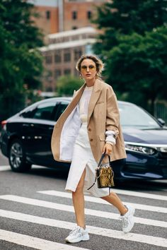 Fashion Week Street Style Is Here, So We've Got Like a Million Outfit Ideas Now