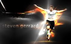 Steven George Gerrard England 2013
